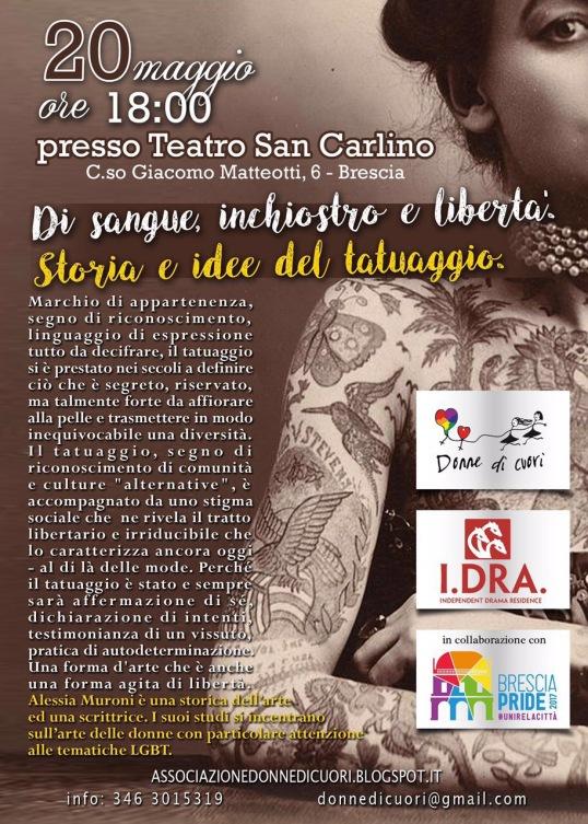 Conferenza tatuaggio